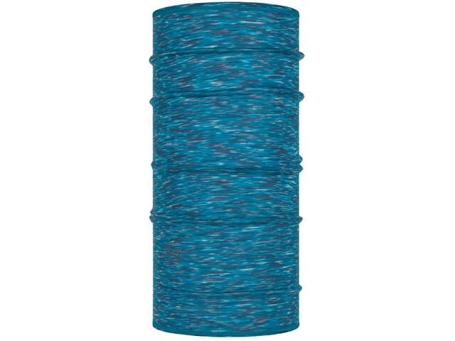 Buff Lightweight Merino Wool Scaldacollo tubolare Bambino, ice multi stripes